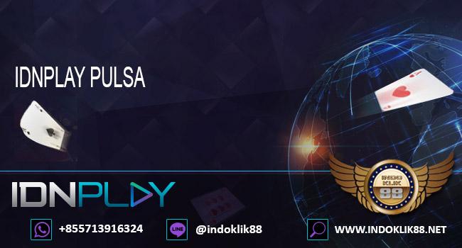 idnplay-pulsa
